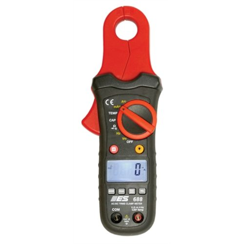 True RMS Low Current Clamp Meter