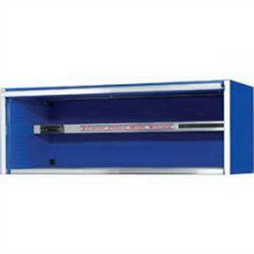 "72"" Extreme Tools Triple Bank Hutch in Blue"