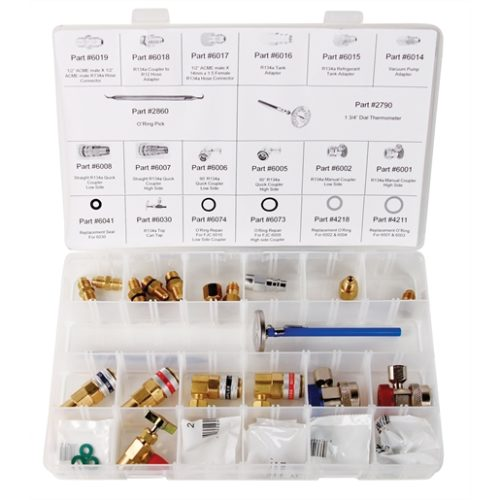 Coupler and Fitting Assortment