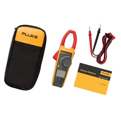 True RMS AC/DC Clamp Meter
