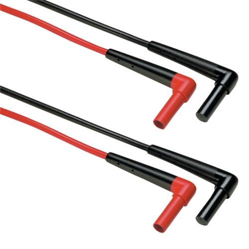 SUREGRIP SILICONE RIGHT ANGLE TEST LEAD SET