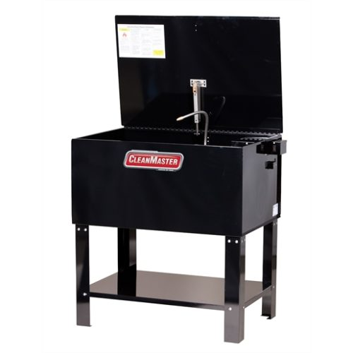 30 Gal Solvent Parts Washer with Stand