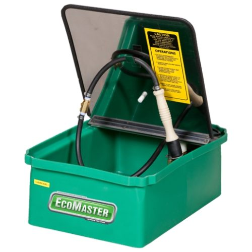 5 Gallon Heated Bench Top Washer