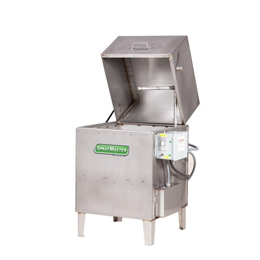 30 Gal Top Load All Stainless Steel 1 PH 230V