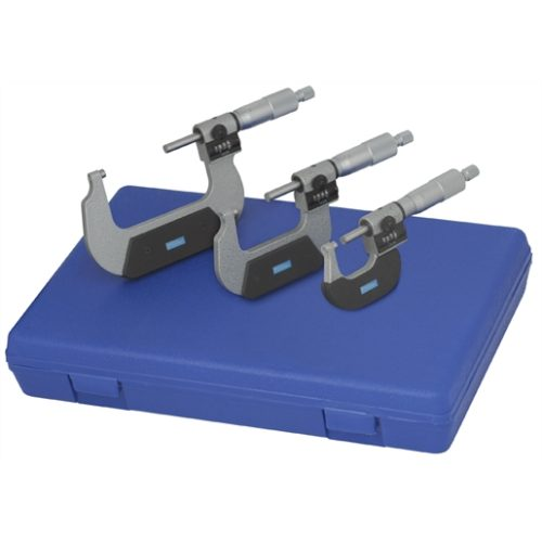 "0-3"" DIGIT COUNTER MICROMETER SET"