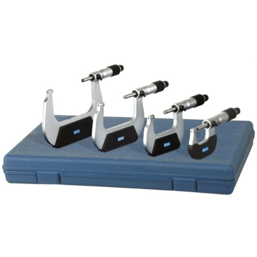 MICROMETER SET METRIC 0-100mm