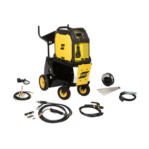 ESAB REBEL EMP 285ic 120V-230V 1 ph System w/Cart