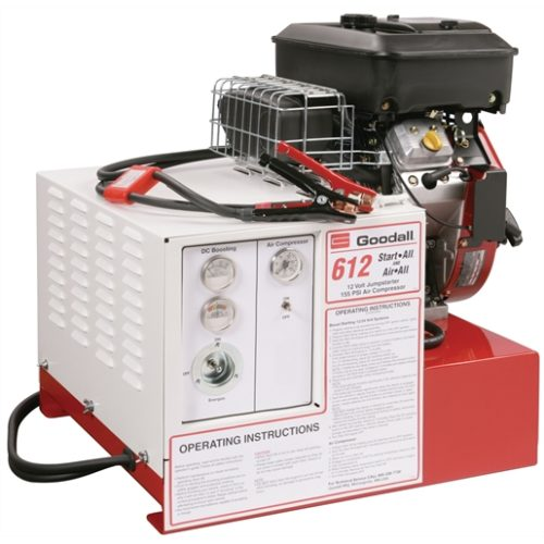 Start-All 700 amp 12 volt 13CFM Air Compressor