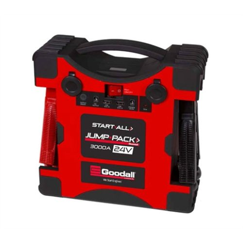 Start All Jump Pack Pro 16L 24V Engine Systems
