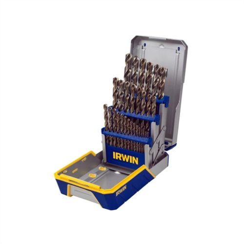 29PC DRILL BIT INDUSTRIAL SET-COBALT M42