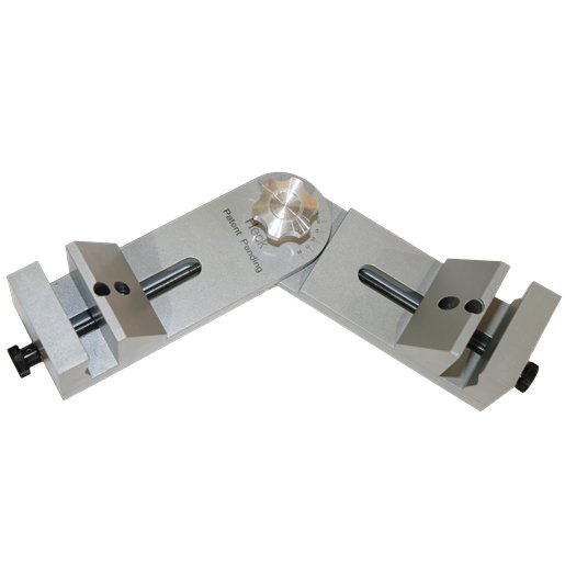 Ratching angle clamp