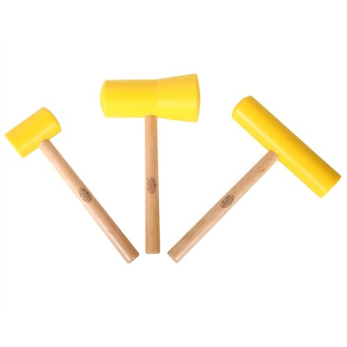 3PC BARREL MALLET SET