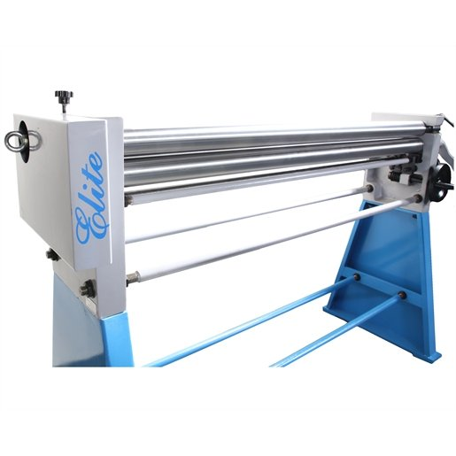 """41"""" metal forming slip roll with floor stand"""