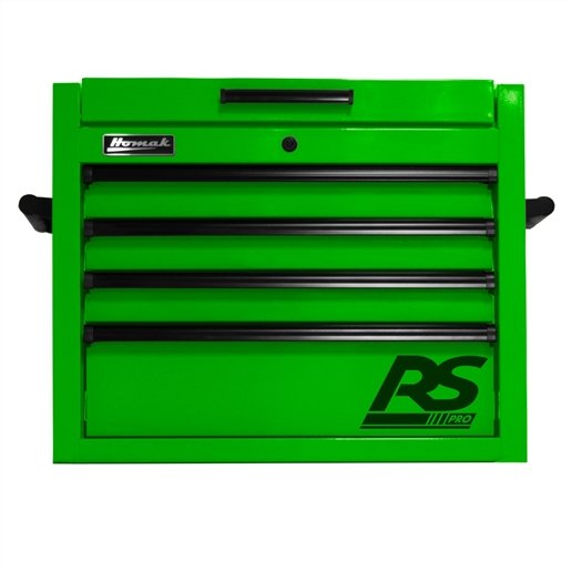 """27"""" RS PRO 4 DWR TOP W/OUT-LGREEN"""
