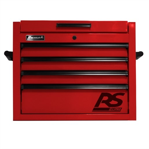 """27"""" RS PRO 4 DWR TOP W/OUT-RED"""