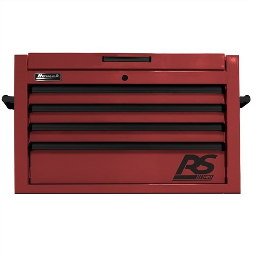 """36"""" RS PRO 4 DWR TOP W/OUT-RED"""