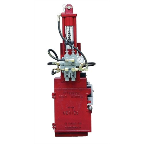 TT25-EH HYD FILTER CRUSHER