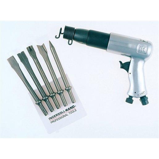 HAMMER AIR IRT117 WITH 5 CHISELS