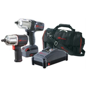 IRT2135QXPA Air Tool and IRTW7150-K1 Cordless