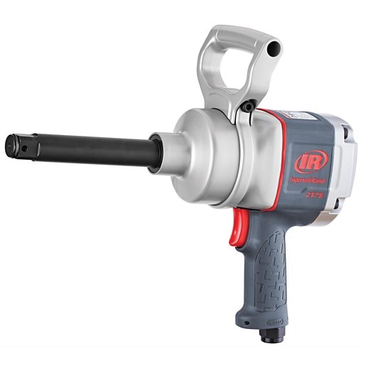 """1"""" Pistol Grip Impact Wrench with 6"""" Anvil"""