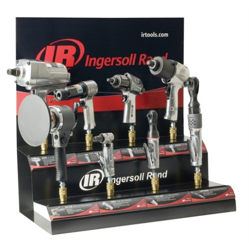 8-Tool Display - Ingersoll Rand - Classic tools
