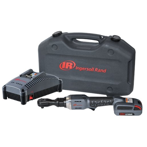 3/8 in. 20V Cordless Ratchet Wrench with Charger a