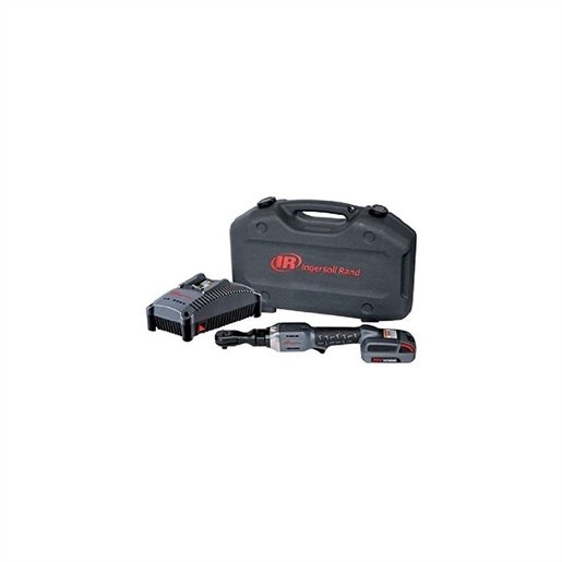 1/2 in. 20V Cordless Ratchet Wrench with Charger a