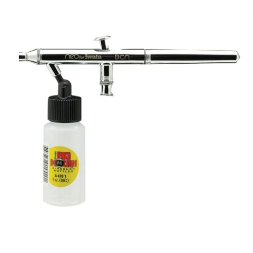 Syphon Feed Dual Action Neo Airbrush