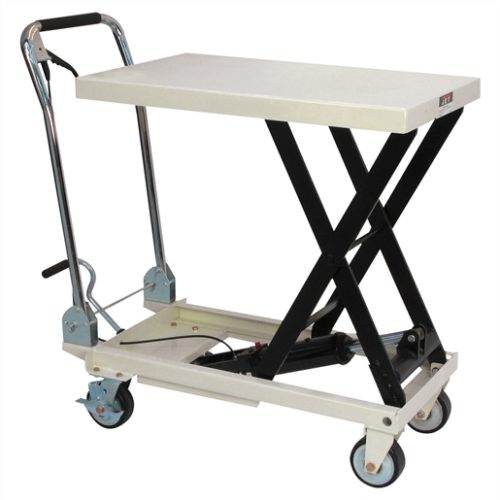 SLT-330F SCISSOR LIFT TABLE, 330 LB. CAPACITY