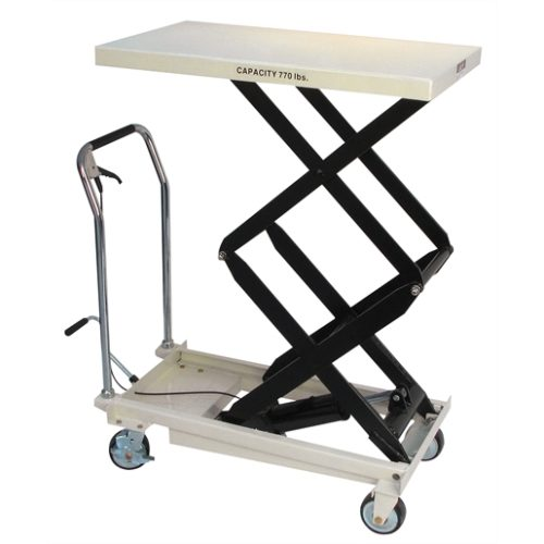 TOOLS DSLT-770 SCISSOR LIFT TABLE 770 LB. C