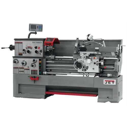 GH-1440ZX LARGE SPINDLE BORE LATHE