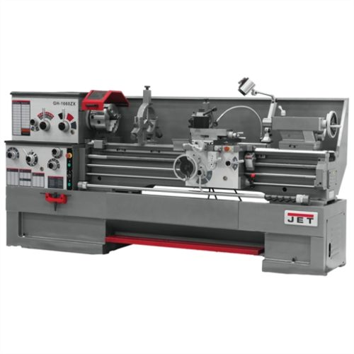 GH-1660ZX LARGE SPINDLE BORE LATHE