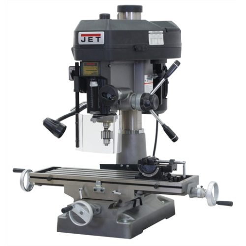 JMD-18, R-8 TAPER MILL DRILL, 2HP, 1PH, 115/23