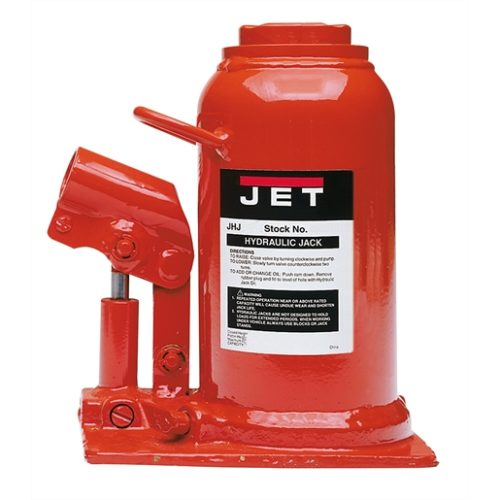 JHJ-22-1/2L 22-1/2-TON LOW PROFILE HYDRAULIC B