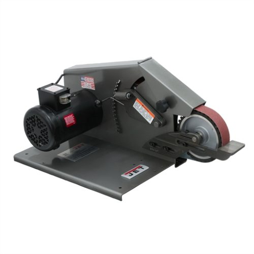 J-4103 2X72 SQ WHEEL BELT GRINDER
