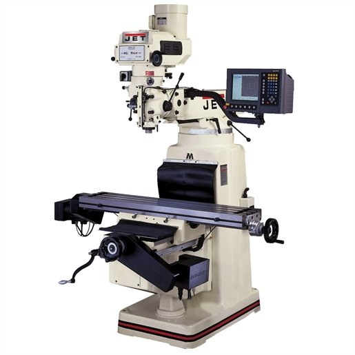 JTM-1050 MILL 2-AXIS ACU-RITE G-2 MILLPWR C