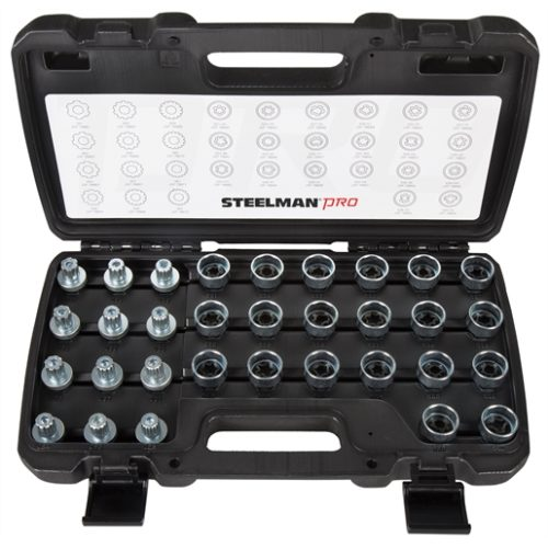 32pc Master Lug Key Set for Volkswagen