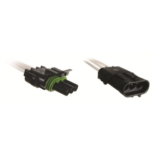14 AWG Weatherpack M/Fm
