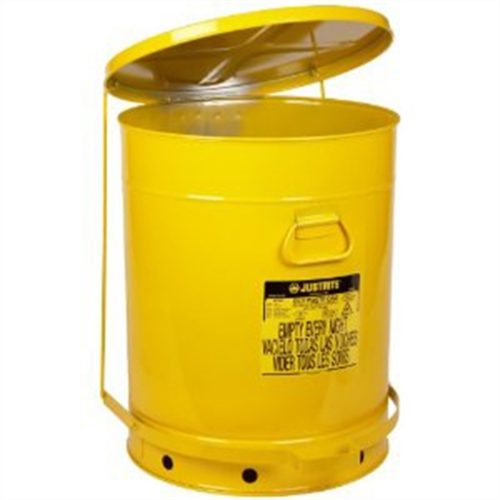 21 Gallon Can Yellow OWC