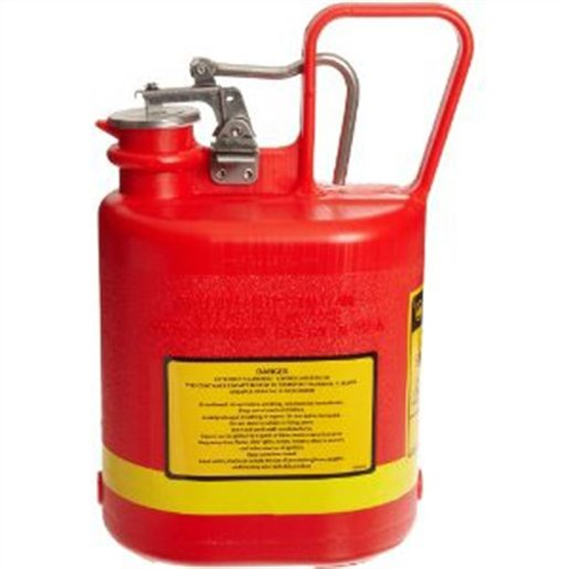 1 Gallon Plastic Safety Can