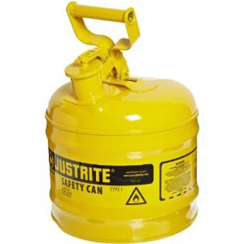 2Gal/7.5L Safety Can Yellow