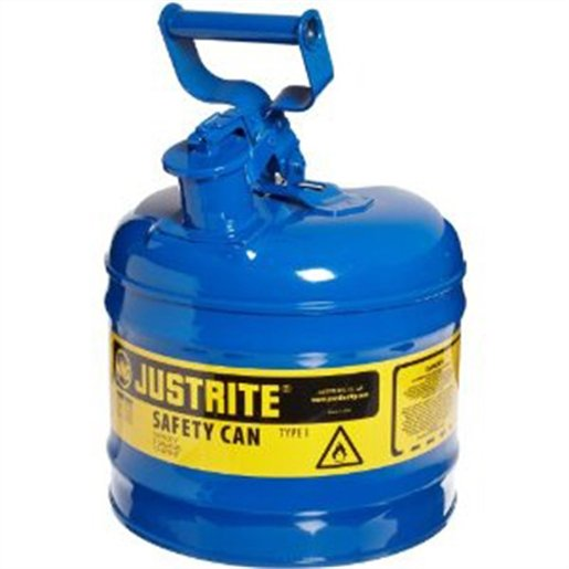 2Gal/7.5L Safety Can Blue
