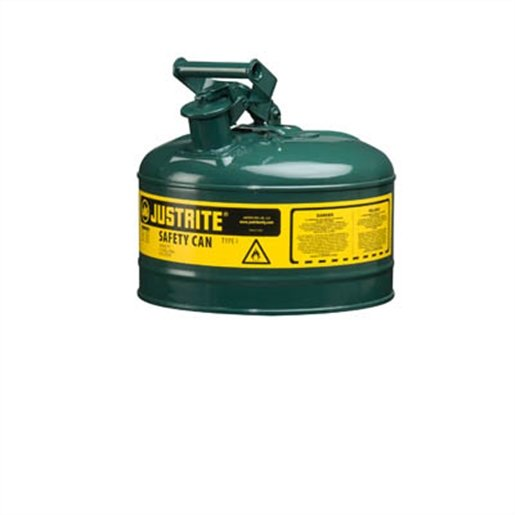 Safety Can 2 Gal/7.5L Green