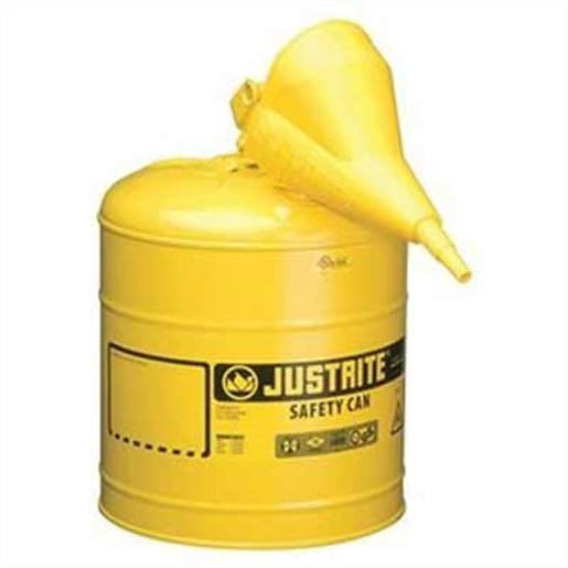 5G/19L Safety Can Yellow