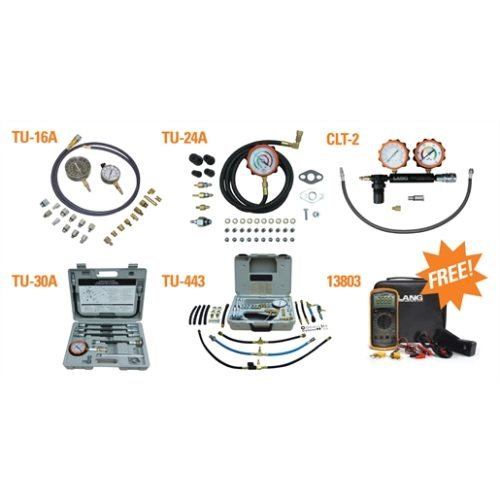 Diagnostic Promotoinal Assortment W Free Meter
