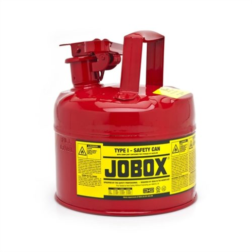 1 GAL TYPE I SAFETY CAN RED