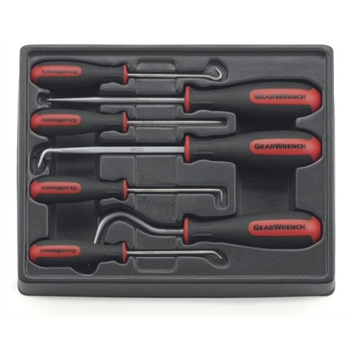 7 PC HOOK AND PICK SET
