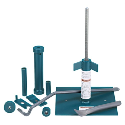 """TIRE CHANGING SYSTEM-BENCH 4""""-12"""" RIM SIZE"""