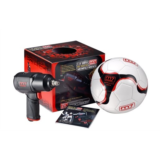 M7® 1/2 in. Drive Air Impact Wrench
