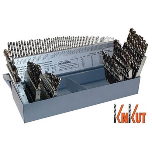 115PC 1/16-1/2 NO1-60 A-Z BIT SET